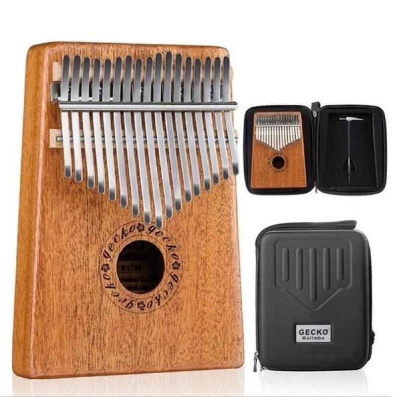 GECKO Kalimba Thumb Piano C Tone K17M