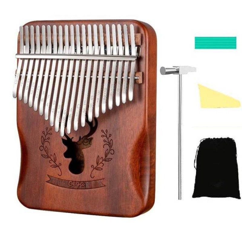 Kalimba 20/21 Keys | Acacia Wood