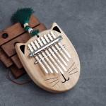 Gecko Mini 8 Key Kalimba | Cat