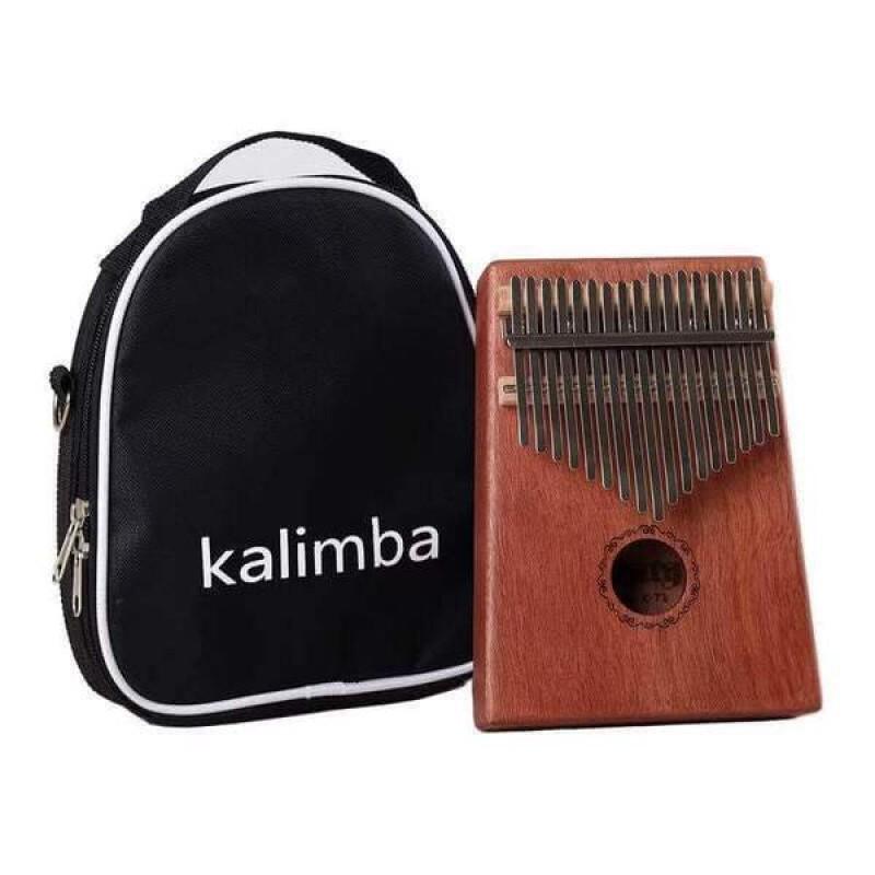 17 Key Kalimba --Classic Mahogany