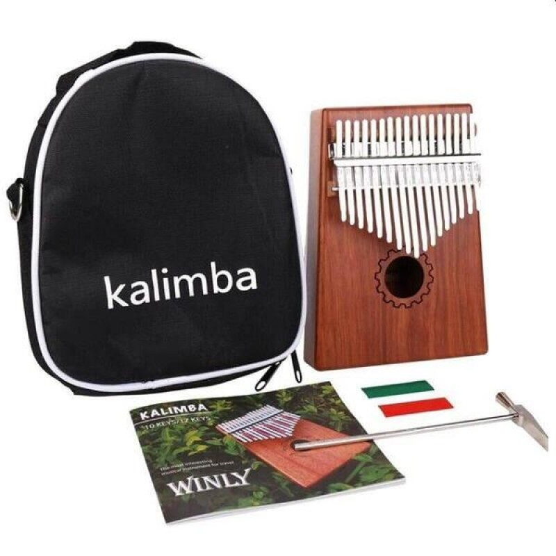 Kalimba Thumb Piano 17 Key -Gear